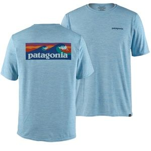 Patagonia Men's Capilene® Cool Daily Graphic Shirt